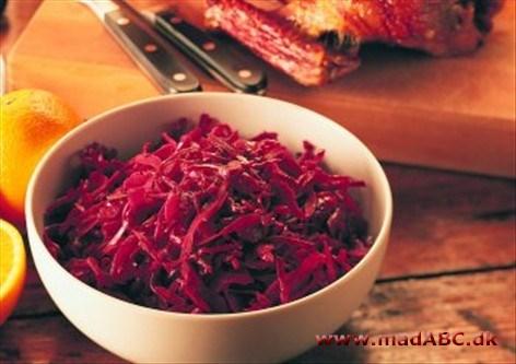 hjemmelavet rødkålssalat