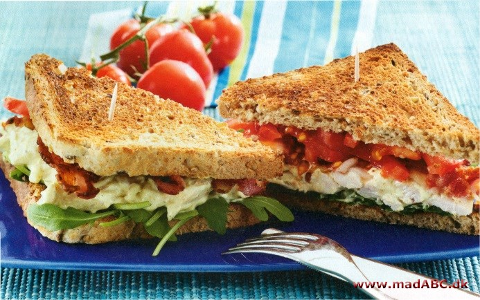 lækre sandwich