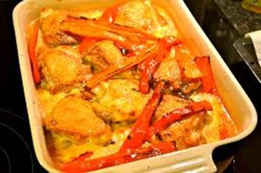 kyllingebrystfilet i ovn