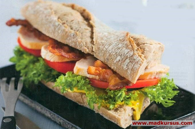 karrydressing til kyllingesandwich