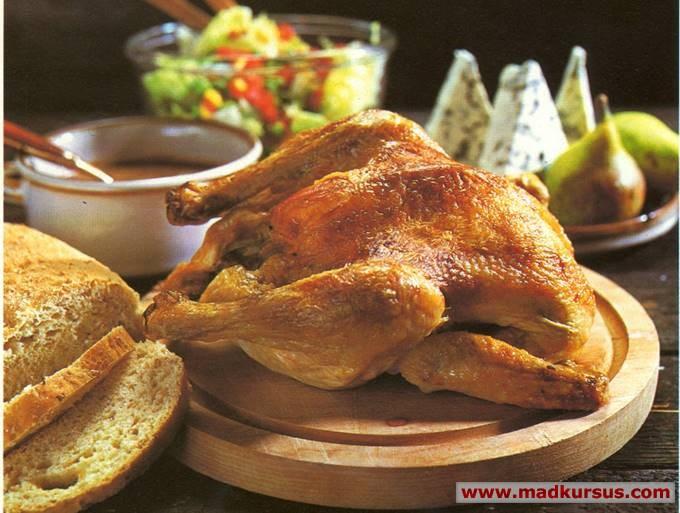 kylling i stegegryde