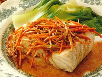 Fiskefilet Asiatisk